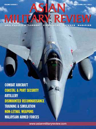 Asian Military Review cover