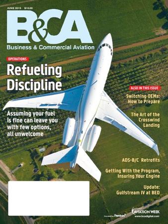 B&CA cover